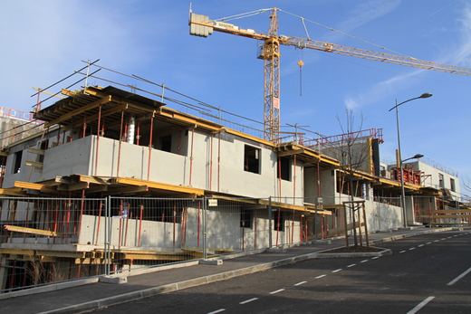 Thema Bauen   Straße